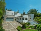 Property Of Contemporary Above Los Feliz Boulevard