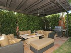 단독 가정 주택 for sales at Charming Gated Private Oasis 1815 Stearns Drive Los Angeles, 캘리포니아 90035 미국
