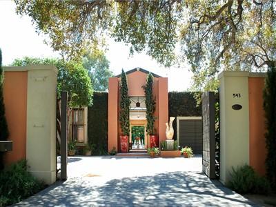 Single Family Home for sales at Contemporary Villa Estate 543 Columbia Street  South Pasadena, California 91030 United States