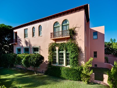 Maison unifamiliale for sales at Mizner On Dunbar   Palm Beach, Florida 33480 États-Unis