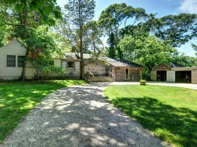 Single Family Home for sales at Excellent Opportunity   East Hampton, New York 11937 United States