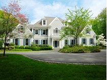 Casa para uma família for sales at Country Elegance 15 Mountain Laurel Drive   Greenwich, Connecticut 06831 Estados Unidos