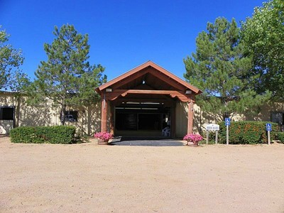 Ferme / Ranch / Plantation for sales at Santa Fe Equestrian Center 100 S Polo Drive Santa Fe Equestrain Center   Santa Fe, New Mexico 87507 États-Unis