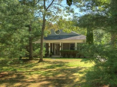 独户住宅 for sales at Bridgehampton Post Modern  Bridgehampton, 纽约州 11932 美国