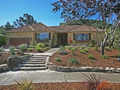for sales at 7064 Fariway Place 7064 Fairway Place  Carmel, Калифорния 93923 Соединенные Штаты