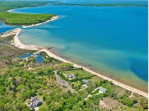 Single Family Home for sales at Sensational Waterfront    East Hampton, New York 11937 United States