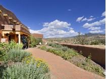 Nhà ở một gia đình for sales at 3791-A Highway 96    Abiquiu, New Mexico 87510 Hoa Kỳ