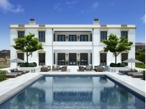 Single Family Home for sales at Spectacular Bel Air Estate    Los Angeles, California 90077 United States