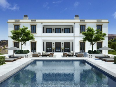 Moradia for sales at Spectacular Bel Air Estate  Los Angeles, Califórnia 90077 Estados Unidos