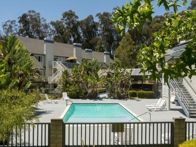 Condominium for sales at Beautiful Condo Complex 1027 Southwood Drive, Unit F San Luis Obispo, California 93401 United States