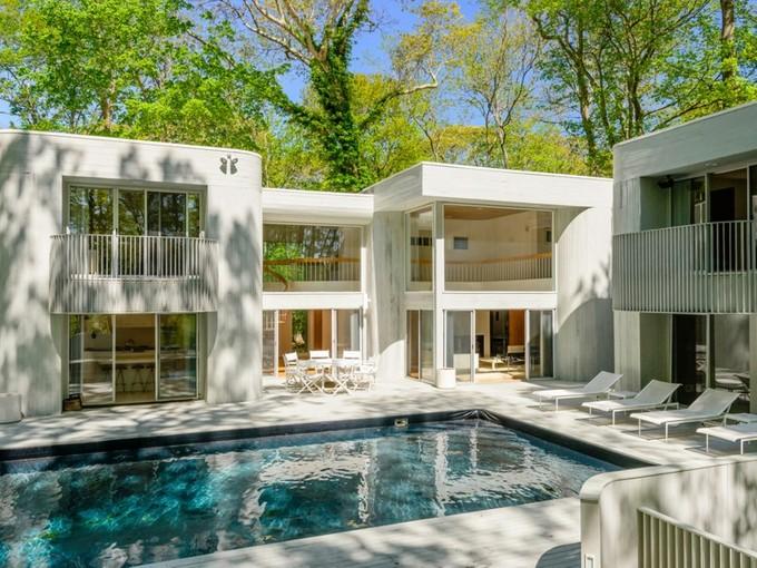 Single Family Home for sales at Inspired Modern Design,  Sag Harbor, New York 11963 United States