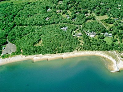 Land for sales at Napeague Bay Front Land  Amagansett, New York 11930 United States