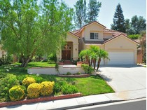 Single Family Home for sales at Big 5 Bedroom Mediterranean-style Home 2424 Kirsten Lee Drive   Westlake Village, California 91361 United States