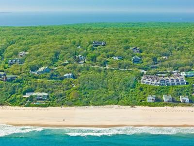 토지 for sales at Three Oceanfront Acres of Land 260 And 254 Old Montauk Hwy  Montauk, 뉴욕 11954 미국