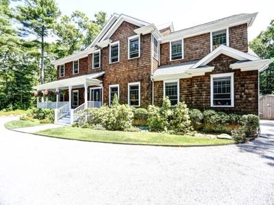 独户住宅 for sales at Surrounded By Reserves 14 Phoebe Scoy Road East Hampton, 纽约州 11937 美国