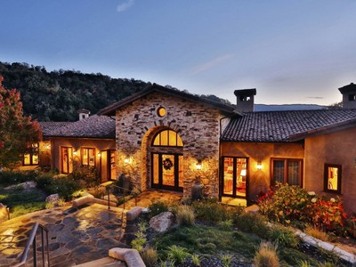 for sales at 50-Acre Country Estate 16 Vasquez Trail Carmel Valley, California 93923 United States