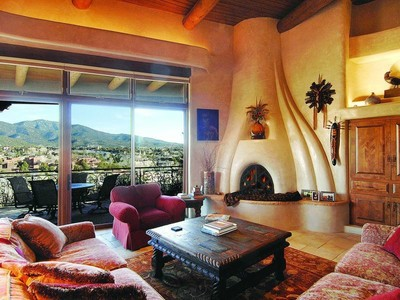 Single Family Home for sales at 600 Los Altos Norte  Santa Fe, New Mexico 87501 United States