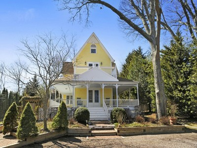 獨棟家庭住宅 for sales at Classic Beauty With Bay Views  Sag Harbor, 紐約州 11963 美國
