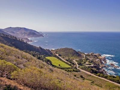 独户住宅 for sales at Garrapata Ridge - Gateway to Big Sur 36248 Garrapata Carmel, 加利福尼亚州 93923 美国
