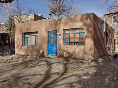 Single Family Home for sales at 115 Rodriguez 115 Rodriguez St Santa Fe, New Mexico 87501 United States