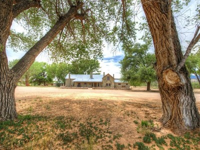Single Family Home for sales at 1147 County Road 142 Rancho Viejo County Rd. 142 Santa Fe, New Mexico 87510 United States