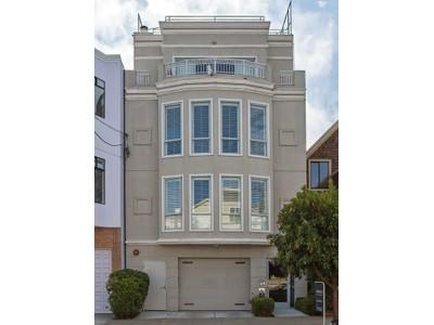 共管物業 for sales at Lake District Gem 253 26th Ave Apt 2 San Francisco, 加利福尼亞州 94121 美國