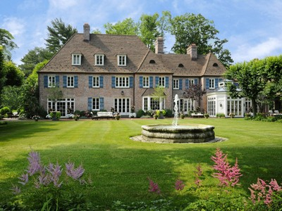 Casa Unifamiliar for sales at Linden Court 218 Clapboard Ridge Road  Greenwich, Connecticut 06831 Estados Unidos