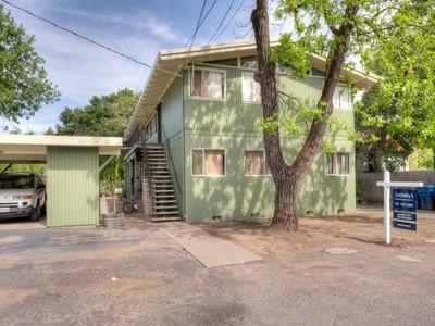多戶家庭房屋 for sales at A Wonderful Investment Opportunity 19225 Bay Street Sonoma, 加利福尼亞州 95476 美國