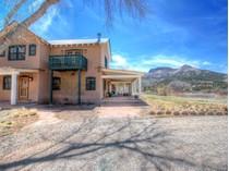Nông trại / Trang trại / Vườn for sales at 21547 Highway 84    Abiquiu, New Mexico 87501 Hoa Kỳ
