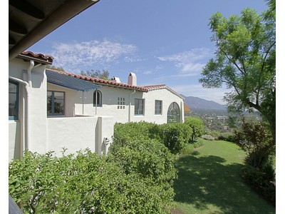Частный односемейный дом for sales at 1932 Wallace Neff Hacienda 1500 Normandy Drive  Pasadena, Калифорния 91103 Соединенные Штаты