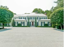 Single Family Home for sales at Exquisite on Round Hill 266 Round Hill Road   Greenwich, Connecticut 06831 United States