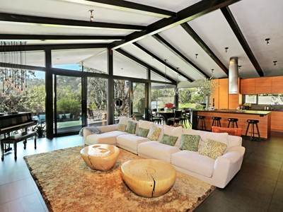 Single Family Home for sales at Exclusive Celebrity Retreat 3023 Longdale Lane   Los Angeles, California 90068 United States