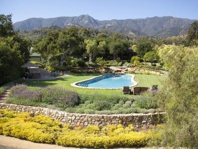 Landgut / Bauernhof / Plantage for sales at Designer's Vintage Farm Restoration  Montecito, Kalifornien 93108 Vereinigte Staaten