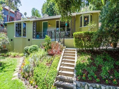 Single Family Home for sales at 2724 Ivan Hill Terrace  Los Angeles, California 90039 United States