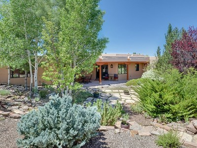 Single Family Home for sales at 1007 Sierra Del Norte  Santa Fe, New Mexico 87501 United States