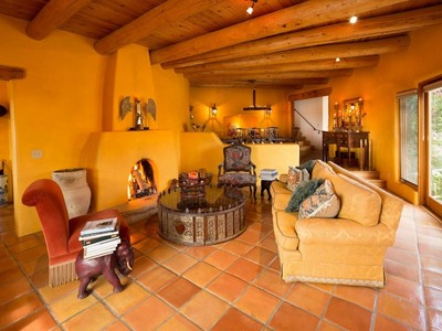 Single Family Home for sales at 62 Leaping Powder 62 Leaping Powder Rd Santa Fe, New Mexico 87508 United States