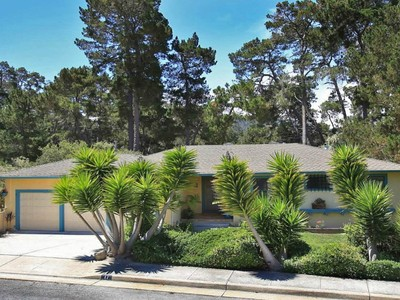 Single Family Home for sales at Forest Oasis 17 Elk Run Monterey, California 93940 United States