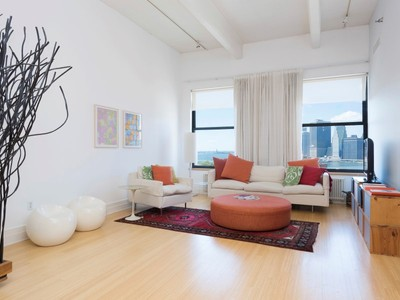 단독 가정 주택 for sales at Mint Dumbo Loft with Cabana 70 Washington Street 12n Brooklyn, 뉴욕 11201 미국