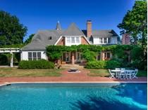 단독 가정 주택 for sales at Historic Estate with Pool & Tennis 45 Meadowmere Lane   Southampton, 뉴욕 11968 미국