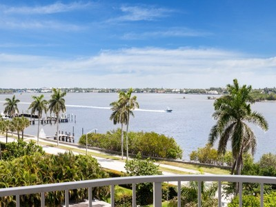 Condominium for sales at Sweeping Water Views Of Palm Beach 3901 S Flagler Dr Apt 604 West Palm Beach, Florida 33405 United States
