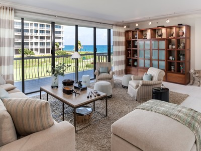 Condominium for sales at Ocean to Intracoastal 2100 S Ocean Blvd Apt 203n  Palm Beach, Florida 33480 United States