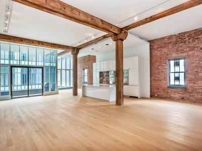 Eigentumswohnung for sales at Phenomenal 4 Bed Loft with Terrace 185 Plymouth Street Apt  3s  Brooklyn, New York 11201 Vereinigte Staaten
