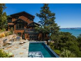 Single Family Home for sales at Paradise Cove Residence  Tiburon,  94920 United States