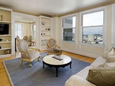 Condomínio for sales at Views Atop Nob Hill 1250 Jones St Unit 903 San Francisco, Califórnia 94109 Estados Unidos