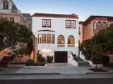 Single Family Home for sales at Exquisite Pacific Heights View Residence 2040 Jackson St San Francisco, California 94109 United States