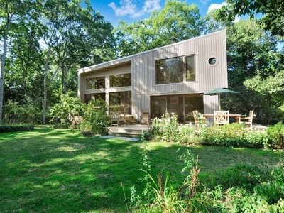 Single Family Home for sales at Bright Contemporary    East Hampton, New York 11937 United States