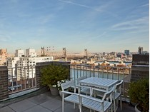 Mietervereinswohnung for sales at Penthouse Terraced Triplex – River House 435 East 52nd Street Apt 14/15d   New York, New York 10022 Vereinigte Staaten