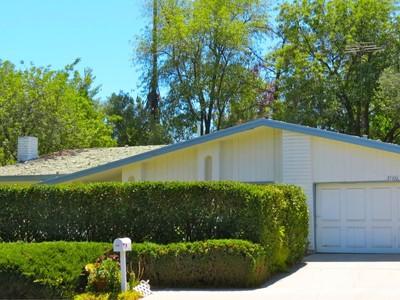 단독 가정 주택 for sales at Peaceful Mountain Living 21326 Bellini Drive  Topanga, 캘리포니아 90290 미국
