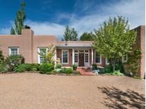 Single Family Home for sales at 834 El Caminito    Santa Fe, New Mexico 87505 United States