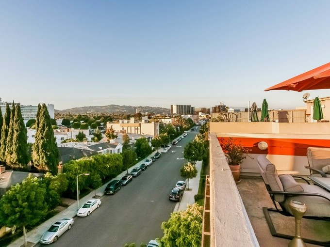 Condominium for sales at Gorgeous Penthouse with Terrace & Views 9950 Durant Drive Unit Ph Beverly Hills, California 90212 United States